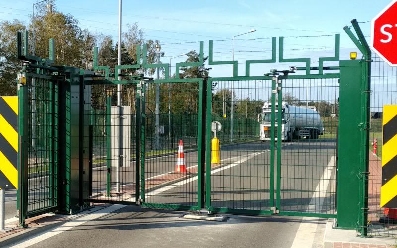 BRAMY SPEED GATES